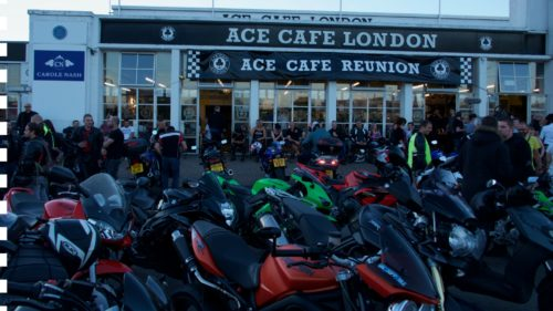 Ace Café London: the place to be!